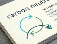 Carbon Neutral Commons Identity and Illustrations