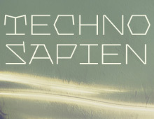Technosapien Logo and Poster