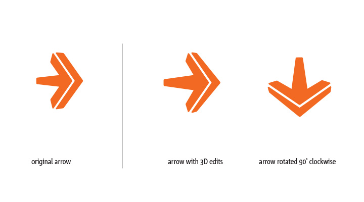 Trespass Arrow Variations